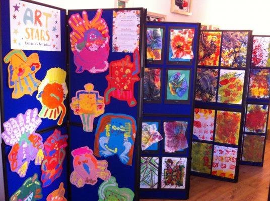 Art Stars Children S Art School Peterborough Artists Open Studios