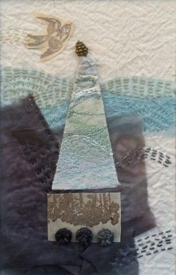 Skye Monolith by Liz Hunt artist 2017