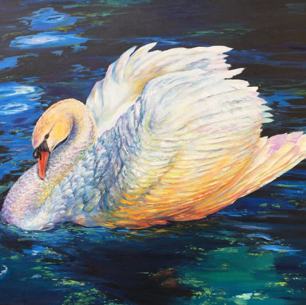 PAINTING . OILS . ACRYLICS