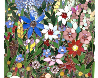 """I am a part time mosaic artist based in Peterborough. I started making mosaics originally as a form of therapy after a period of ill health. The therapeutic value of mosaic making is immense. However it does involve a lot of staring at colours and shapes trying to decide which ones to use in a piece! I try to make my pieces as colourful as possible, as I like to have artwork in my home that makes me feel happy and peaceful.  The mosaic picture below (from a series of 3 'Meadow' pictures all sold now) capture the sense of colour, light and tranquility that I want to create in my pieces :  [caption id=""""attachment_4842"""" align=""""alignnone"""" width=""""533""""] Meadow I[/caption]    I love nature and animals; these influence my mosaic work hugely and inspire me to create colourful pieces centering around flowers, trees and the sea. I tend to work in quite an abstract way and my pieces are designed to give the sense of something through colour, shapes and textures. I particularly love using quite shiny or iridescent glass tiles as these reflect light beautifully. I often add little things, such as gem stones or little pebbles that I have found on trips to the north Norfolk coast. Such as the Seascape picture below:  [caption id=""""attachment_4774"""" align=""""alignnone"""" width=""""533""""] Seascape I[/caption]  I also love and find inspiration from Folk Art. The following series of 3 pictures captures the style of North American Folk Art:  [caption id=""""attachment_4920"""" align=""""alignnone"""" width=""""400""""] Barn Garden[/caption]    Spring Fields.    [caption id=""""attachment_4922"""" align=""""alignnone"""" width=""""400""""] Sail Away[/caption]  I took part in PAOS last year and later had a stall at Peterborough Cathedral's Christmas Market- which I shall be attending again this year.  I sell my work online, through my Etsy shop: ShelaghHopeMosaics.  http://www.etsy.com/uk/shop/shelaghhopemosaics  and also through the Art In the Heart on line market place:  http://www.artintheheart.co.uk/store/shelagh-hope-mosaic-art """