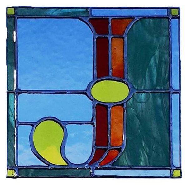 Combining a passion for stained glass and textiles, Handmade by Joolz specialises in intricate glass decorations for the home. Each piece is handmade with love and care.