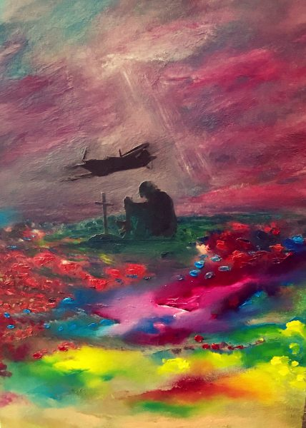 Paintings - Oil and Acrylic Canvas.