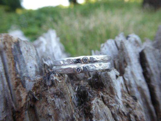 Rings to be worn
