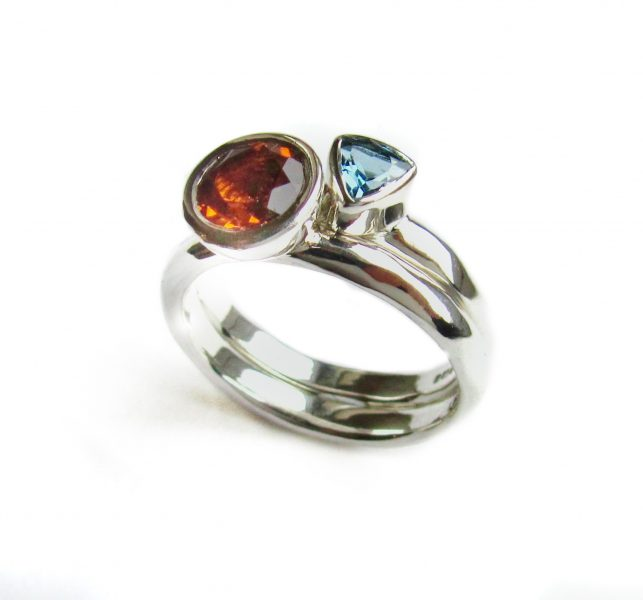 Jeweller, Carol Clift, has been creating stunning jewellery for over 30 years. Her dazzlingly beautiful and intricate work is hand-made using traditional techniques.