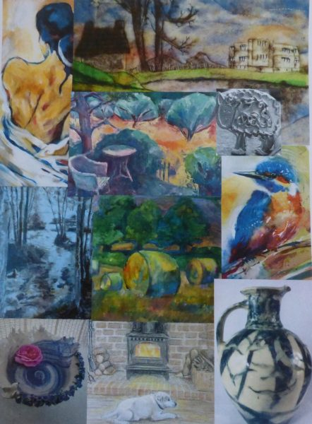 Local artists living in and around Oundle will be displaying a wonderful collection of work at the Yarrow Gallery from 11th July - 18th July.  On display will be paintings, pottery, sculpture, textiles and jewellery  Oundle Artist Group   Stuart Riley - painting - email address: stuart@planet-riley.co.uk  Adrian Duffin - painting  Yvette Halewood - painting  Lorraine Swift - painting & textiles  Penny Reading - painting  Sue Singlehurst - painting  Emily Duffin - painting  Rob Bibby - pottery - email address:robbibby@btinternet.com - telephone:01780 470866  Uli Bankart - pottery  Caroline Hawkins - jewellery