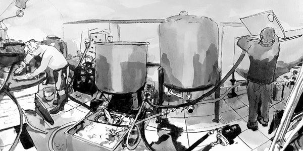 Castor Ales Brewery 2017