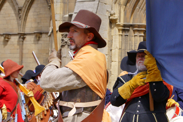 """[caption id=""""attachment_1721"""" align=""""alignleft"""" width=""""400""""] Jousting at the Peterborough Heritage Festival 2015[/caption] Peterborough Heritage Festival: The Norsemen are coming... Battle cries, shields crash, weapons are broken when the Peterborough Heritage Festival brings History to the city centre this July 2016. The popular event sees some of the British Isles finest costumes and weaponary worn by reconstructionists. Hear music sung and try games played by your ancestors. There are also many stalls to buy items and textiles, you may even be able to pick yourself up a handy bow and arrow or a leather belt. Don't miss the spectacular finale parade on the Sunday afternoon. The line up for this years main attractions has been announced and the build up and expectation has begun... Peterborough Heritage Festival 2016 The Battle Commences… Saturday 2 & Sunday 3 July 2016 http://www.vivacity-peterborough.com/festivals/pboroheritagefest2016/"""