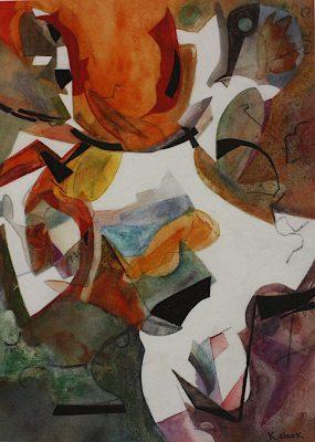Texture, Abstract,mixed media