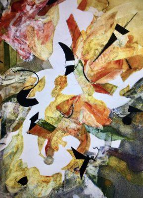 Abstract, interior design, interior decor, abstract painting, modern art