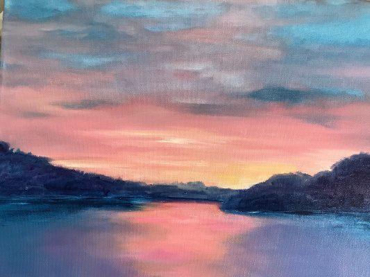 Linda Dalton - sunset