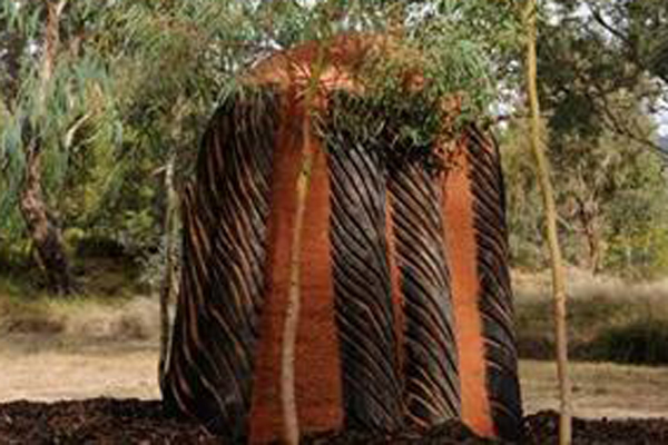 Just one day until the Chris Drury Talk at City Gallery, Peterborough Museum! (Monday 25 April, 6.30pm)