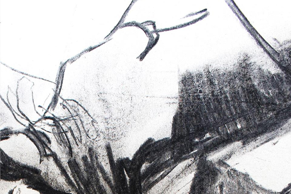 Pick up your pencils and charcoal and get involved in our Exploring Mark Making workshop on Sunday 8th May, 10am - 3.30pm at City Gallery, Peterborough Museum.