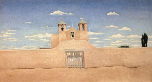front-of-ranchos-church
