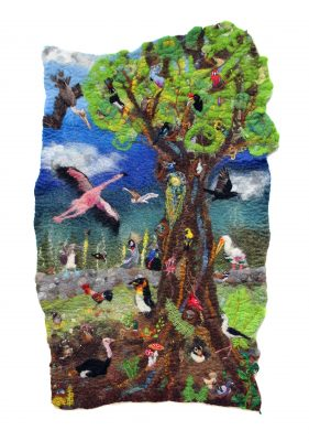 The odd bird tree eve marshall