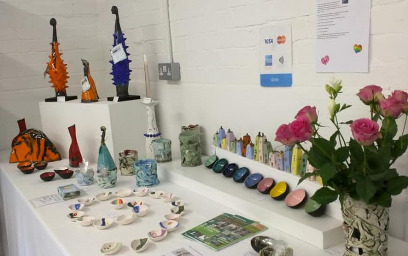 Come along to the Peterborough Artists' Open Studios (PAOS) Affordable Art Fair and enjoy browsing around a wide range of unique and original arts and crafts created by local artists.