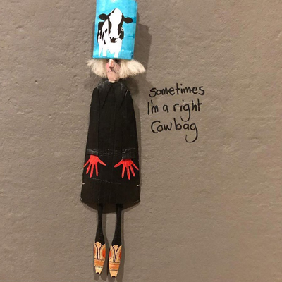 Ann Bellamy artist 2019 City Gallery Peterborough