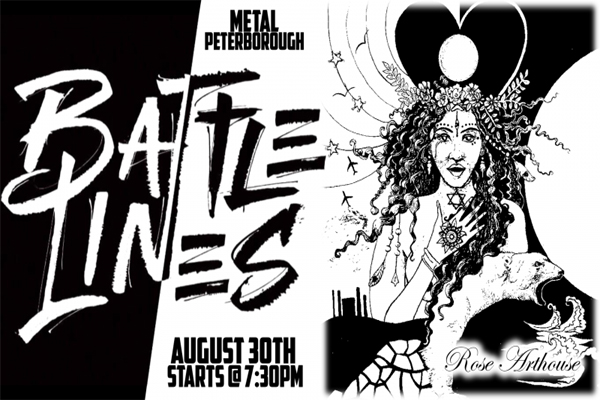 Rose will be competing in Peterborough's Performance Art Event; Battle Lines.    At Metal Peterborough, Chauffeurs Cottage St. Peters Road, PE1 1YX    @battlelinespboro    £5 admission or £7 on the door             This months Battle sees                          💥 Rose House                                  VS                      💥Angela Kolokotroni    The links to these awesome artists are on the event page!     There are alcoholic drinks including Vegan options! There with be an Honesty Bar with a suggested donation of £2 per drink.    This is going to be an interesting battle! Be sure to get your ticket - Online: £5.50.  On Door; £7     https://www.facebook.com/events/392224211478787/        This is a TICKETED event due to capacity of the venue- hence TICKETS ARE LIMITED - Keep an eye out for the ticket link in the next couple days!