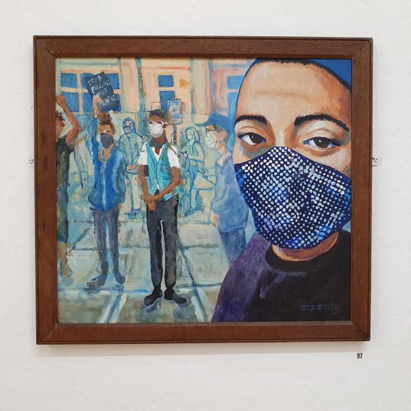 "[caption id=""attachment_11382"" align=""aligncenter"" width=""400""] Artist Josie Kelly shows new work at Peterborough City Gallery 2020[/caption]